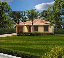 House Plan #107-1053