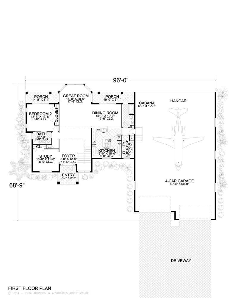 flr_lr2905-9408-F1 Icf Florida House Plans on walkout basement, insulated concrete forms, passive solar, 1500 1700 sq ft, timber frame,
