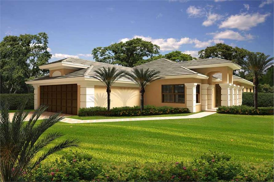 florida house plans narrow lot house design plans