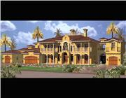 View house Plan#107-1074