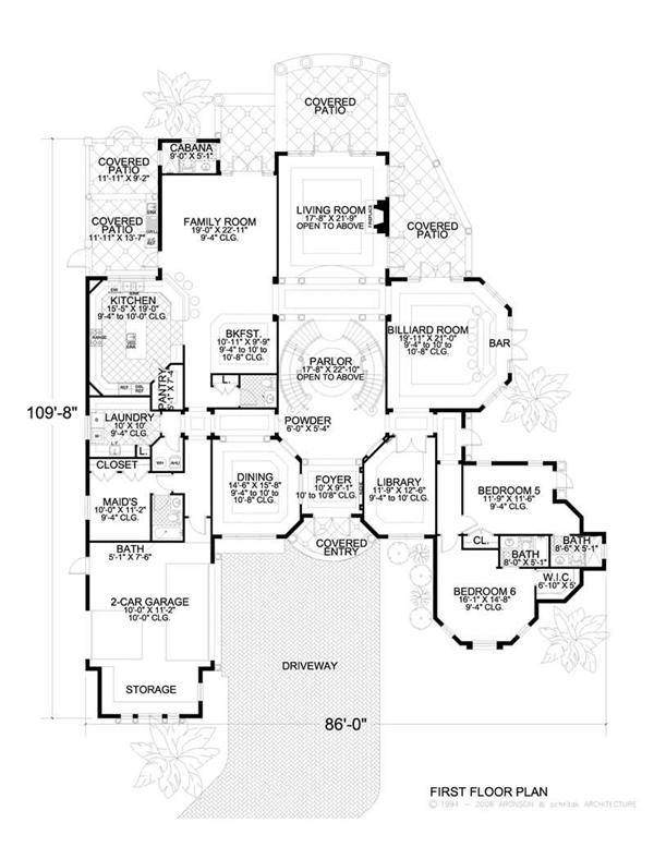 HOMEPLAN OF AA