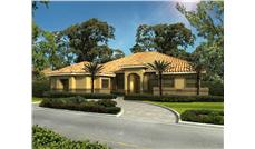 Main image for house plan # 20525