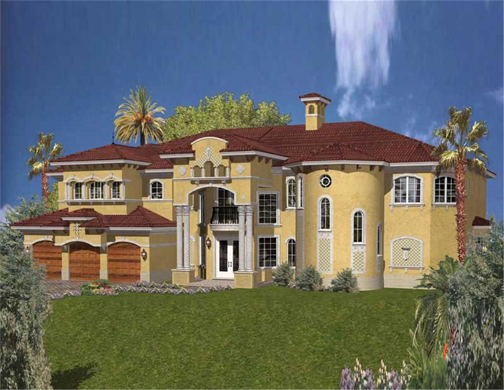 HOUSE PLAN AA FROM FL