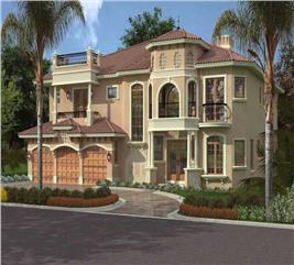 House Plan #107-1093