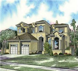 House Plan #107-1102