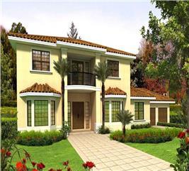 House Plan #107-1112