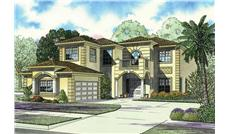 Main image for house plan # 17798