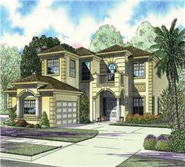 House Plan #107-1117