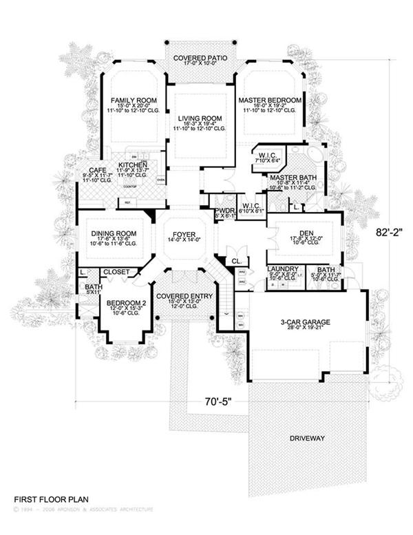 Mediterranean House Plans - DIY Home Building