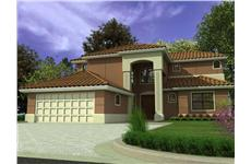 Main image for house plan # 17606