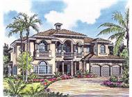 Main image for house plan # 17782