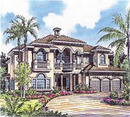 House Plan #107-1133