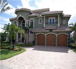House Plan #107-1135