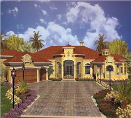 House Plan #107-1167