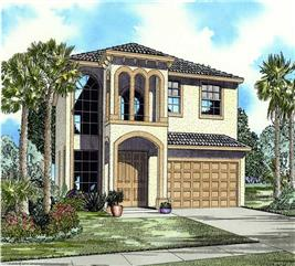 House Plan #107-1169