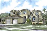 View house Plan#107-1173