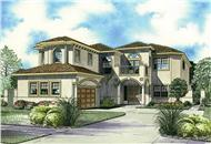 Main image for house plan # 17790