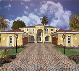 House Plan #107-1181