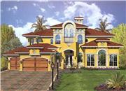 View house Plan#107-1183