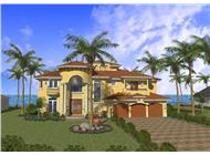 Main image for house plan # 17728