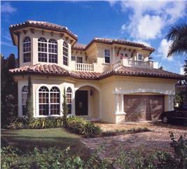 House Plan #107-1193