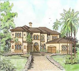 House Plan #107-1196
