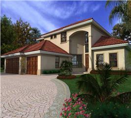 House Plan #107-1202