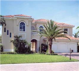 House Plan #107-1215