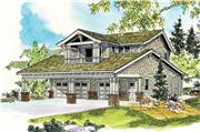 View house Plan#108-1006