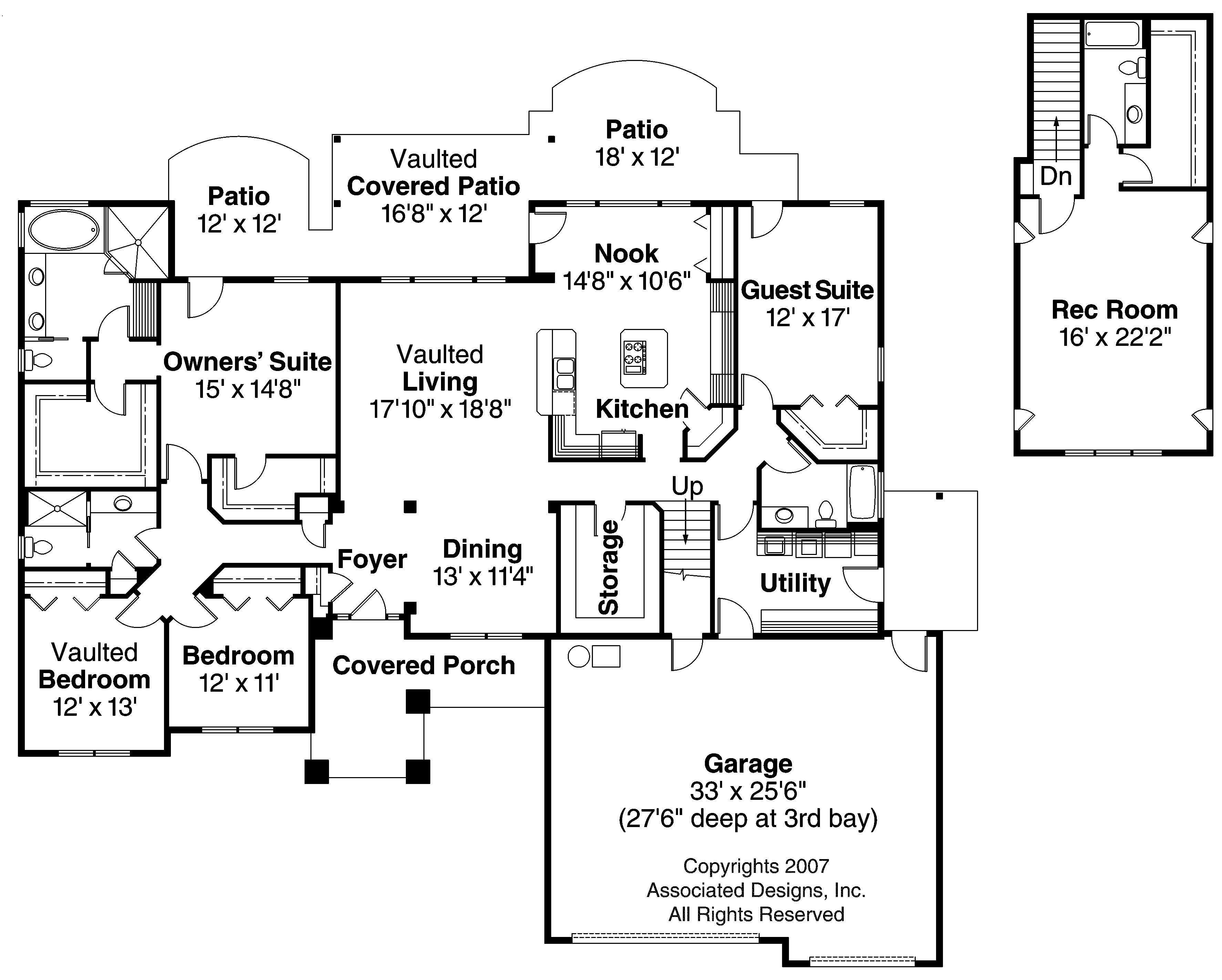 3 bedroom house plans adi lr313 891 593 small bungalow house plans home design
