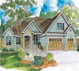 House Plan #108-1016