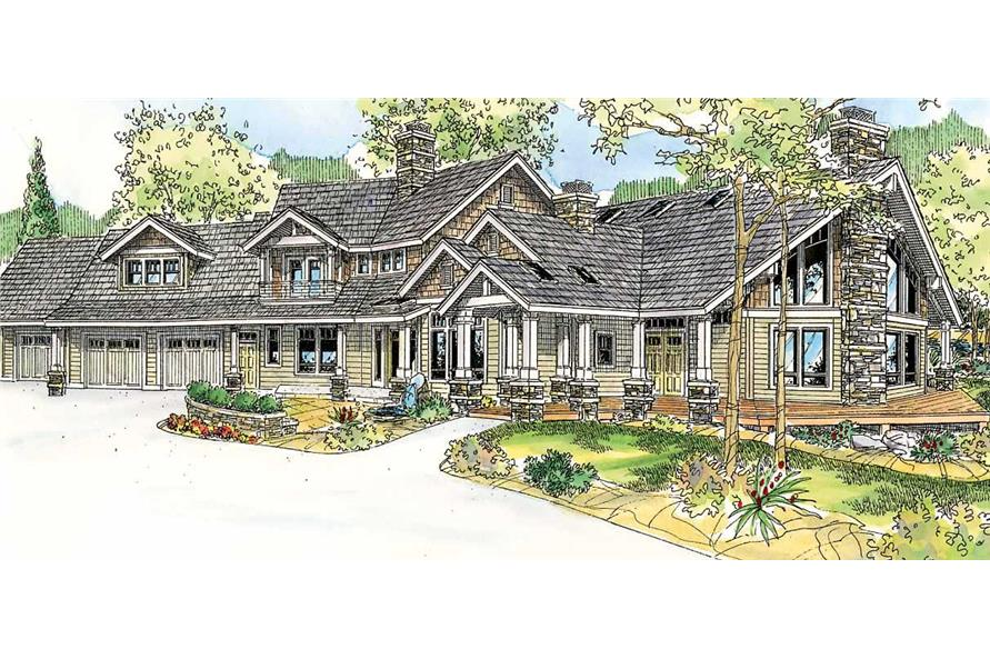 Angled Craftsman House Plan Porch on angled one story house plans, angled garage house plans, unique angled house plans, angled small house plans, l shaped ranch house plans, angled cottage house plans, angled fireplaces, angled kitchen, angled house floor plans, angled house plans with porches,