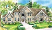 View house Plan#108-1025
