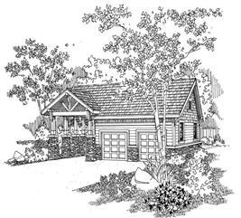 House Plan #108-1033