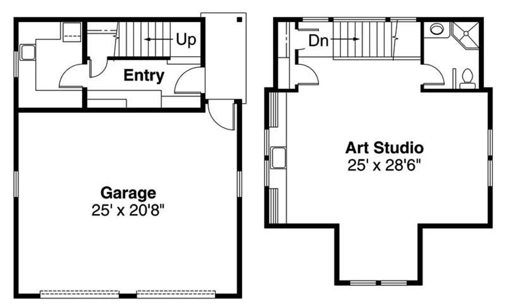 1000 Ideas About Garage Apartment Plans On Pinterest Garage Floor Plans  With Garage