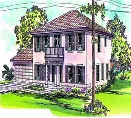 House Plan #108-1040
