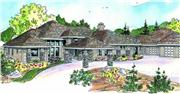 View house Plan#108-1055