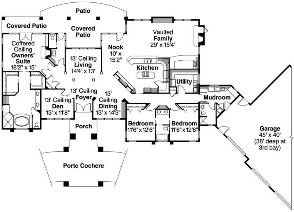 Floor Plan ADI-30-445
