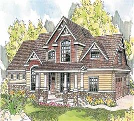 House Plan #108-1062