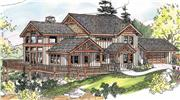 View house Plan#108-1065
