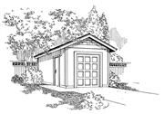 View house Plan#108-1072