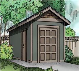 House Plan #108-1072