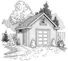 House Plan #108-1073