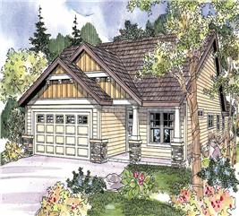 House Plan #108-1078
