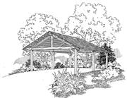View house Plan#108-1090