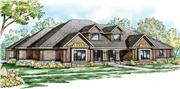 View house Plan#108-1095