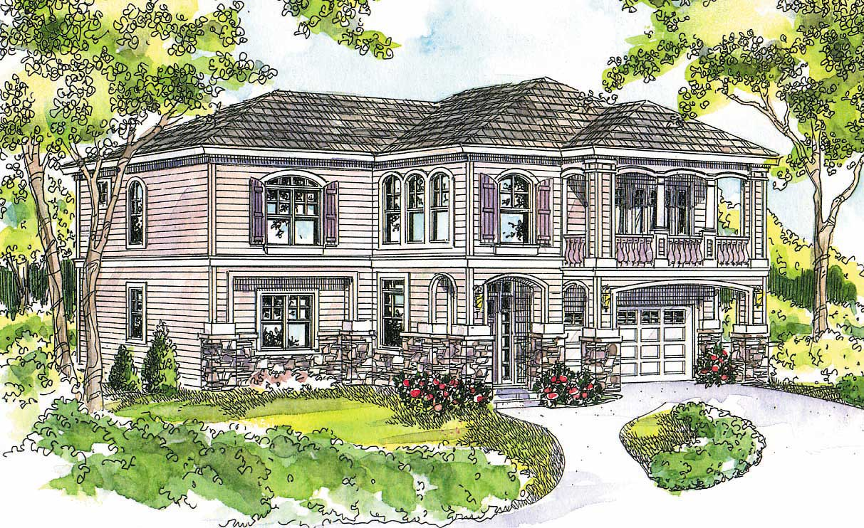 coastal european home with 3 bdrms 2681 sq ft floor plan 108 108 1109 this image shows the european style of the house plan