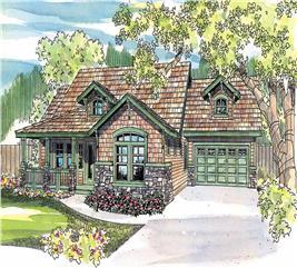 House Plan #108-1110