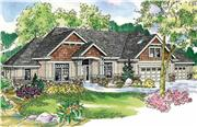 View house Plan#108-1111