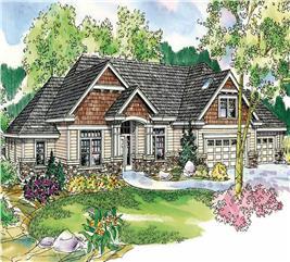 House Plan #108-1111